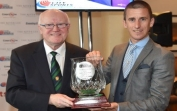 Robert Heffernan Is the Cork City Sports Athlete Of the Year for 2016
