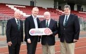 Cork Airport Proud To Sponsor Cork City Sports