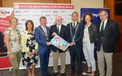 66th Cork City Sports, Officially Launched