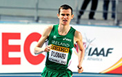 CIARAN O'LIONAIRD BACK IN FRONT OF HIS HOME CROWD
