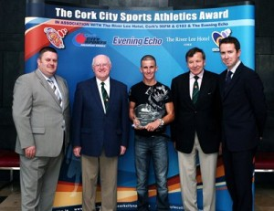 ATHLETE OF THE MONTH AUGUST 2012