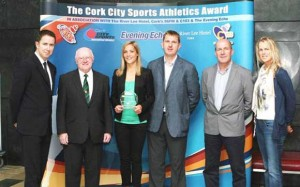 ATHLETE OF THE MONTH APRIL 2012