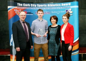 Athletic Person of the Month January 2013