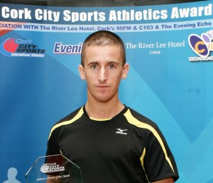Rob Heffernan Athletics Person of the Year 2012