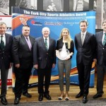 Frank Walley, Kevin McGeary, (CEO, 96 & C103 FM), Tony O'Connell, Lizzie Lee, Ruairi O'Connor & Terry O'Rourke