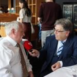 Donie Walsh interviewed by Jim Horgan 96FM