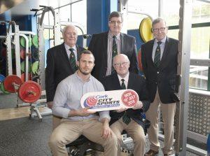 LeisureWorld Renew Sponsorship Of Cork City Sports