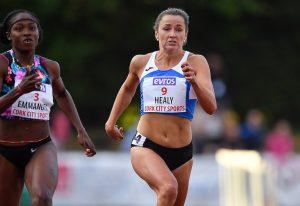 Phil Healy Breaks Irish 200m Record At Cork City Sports