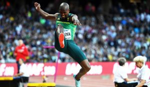 World Champion Luvo Manyonga Confirmed For BAM Cork City Sports