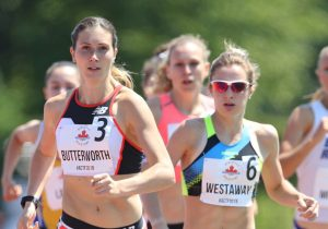 Top British And American Athletes For The Women's 800M