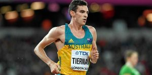Patrick Tiernan Confirmed For Men's 3000m