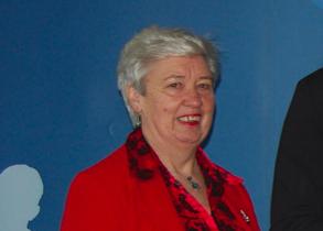 Mary Meaghar, RIP