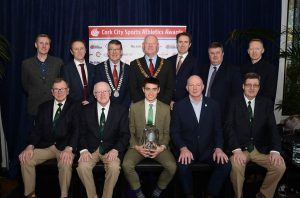 Cork City Sports Athletics Person Of The Year 2019